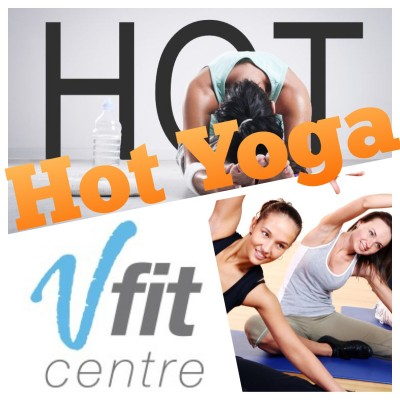Vfit Hot Yoga Cornwall